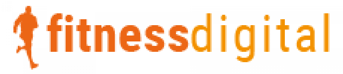 fitness digital logo