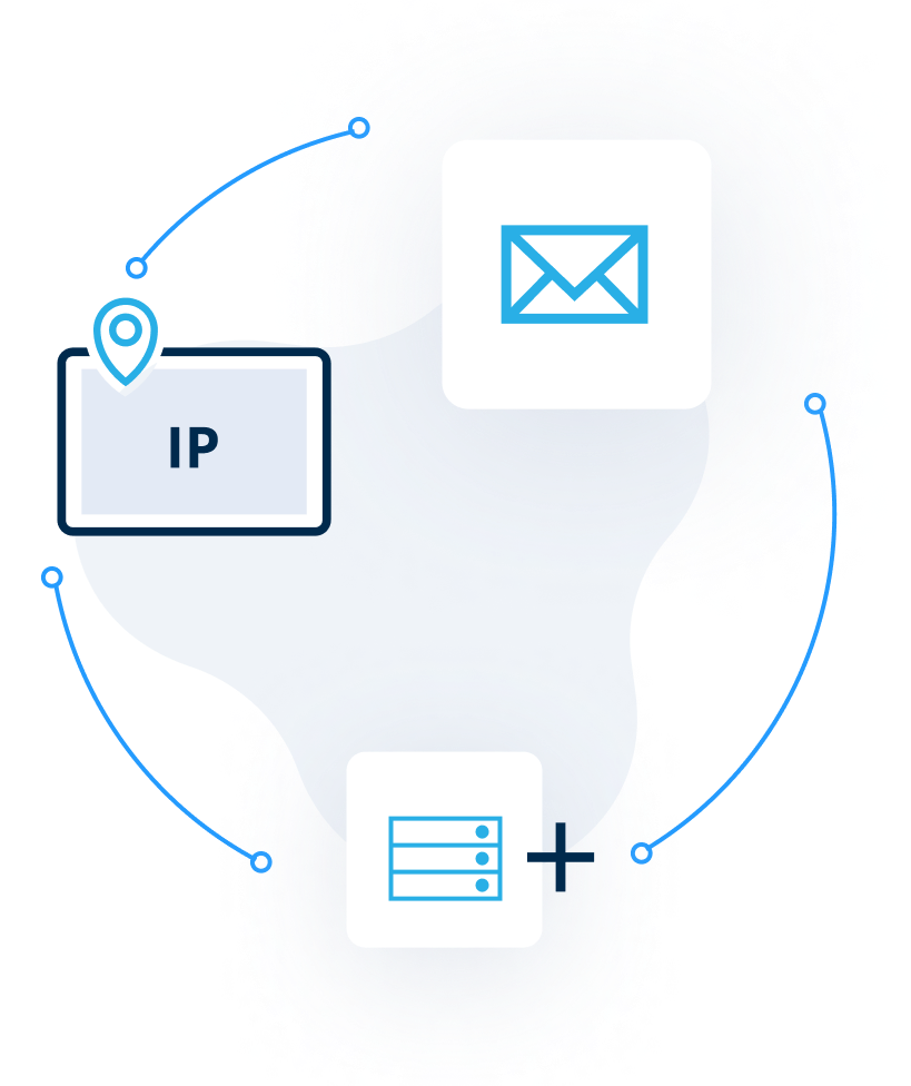 Ip email connections