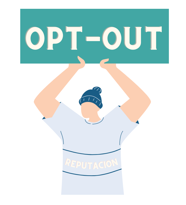 email Op-out image header